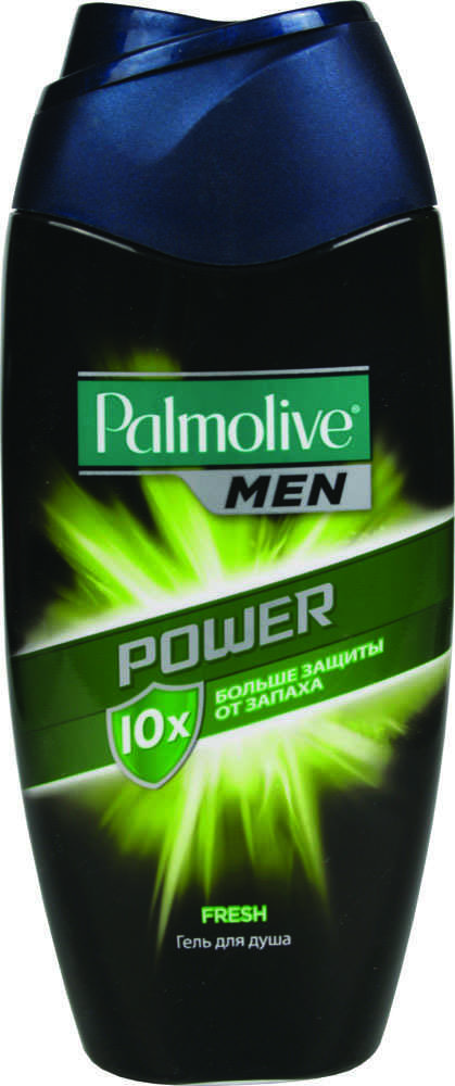 Гель для душа  Palmolive power fresh