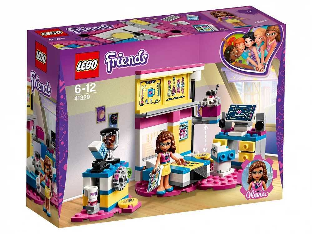 Конструктор Lego Friends Комната Оливии