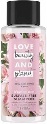 Гель для душа Love Beauty And Planet Масло мурумуру и роза
