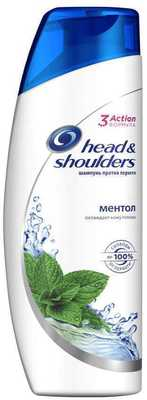 Шампунь Head & Shoulders ментол
