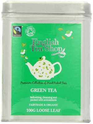 Чай English Tea Shop зелёный