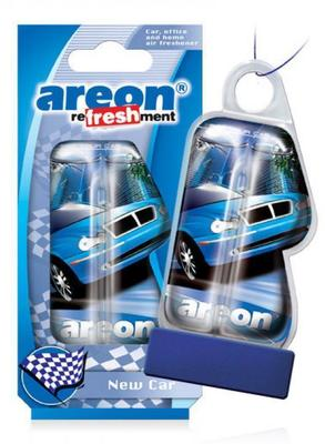 Ароматизатор Areon refreshment liquid new car
