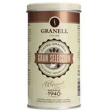 Кофе Granell Gran seleccion ground молотый